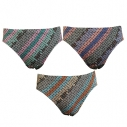 Prestitia Printed Hipster Panty Set