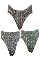 Prestitia printed hipster panty set Panties By Prestitia