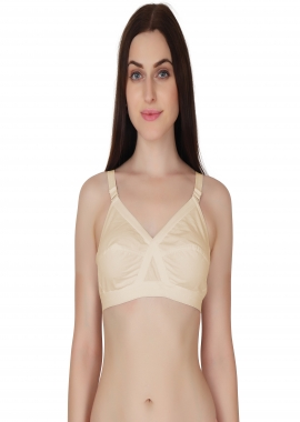 16aa788af39 Full coverage cotton bra Style By Prestitia