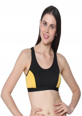 378321e81d43c Prestitia non padded sports bra Style By Prestitia