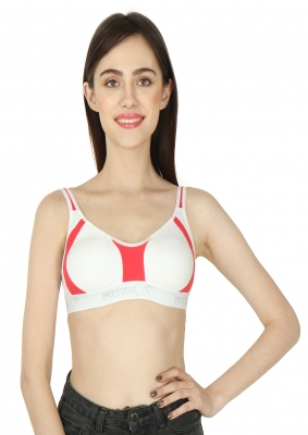 Prestitia non padded sports bra sp002