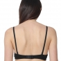 Prestitia Black Lightly Padded Bra