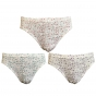Prestitia white floral panty set