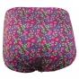 Prestitia multicolor hipster panty set
